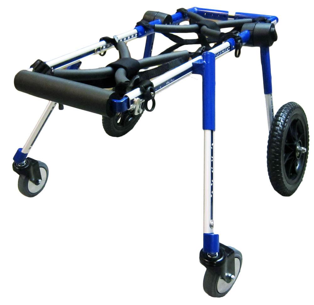 Walkin Wheels Quad Wheelchair Cart Dog Wheelchairs
