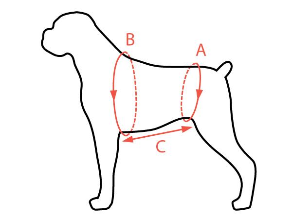 walkin pets dog support sling